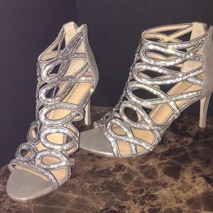 Antonio Melanie Elegant glitter shoes